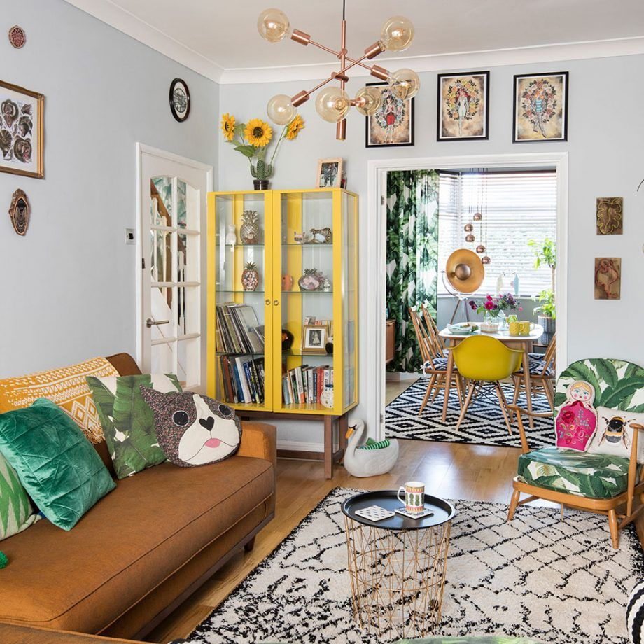 Step inside this personality-filled semi in Nottinghamshire | Ideal Home