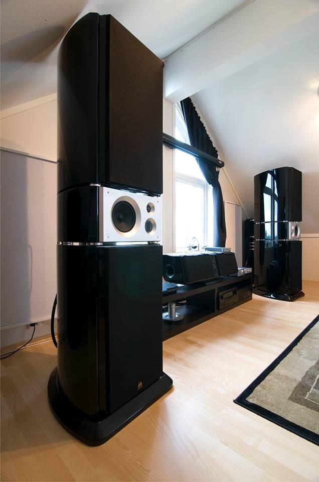pingl par jens schreiner sur hi fi anlagen r ume loudspeaker high end audio et audiophile. Black Bedroom Furniture Sets. Home Design Ideas