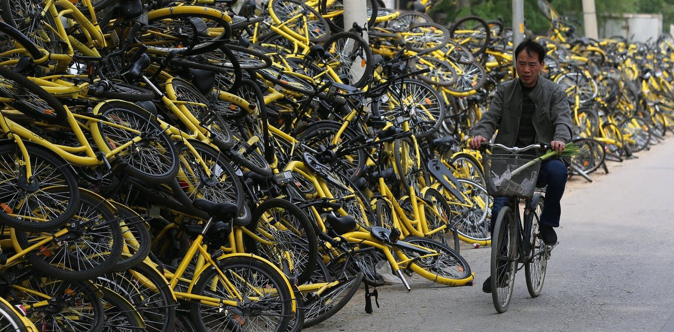 Bike Sharing Fiascoes And How To Avoid Them An Expert S Guide