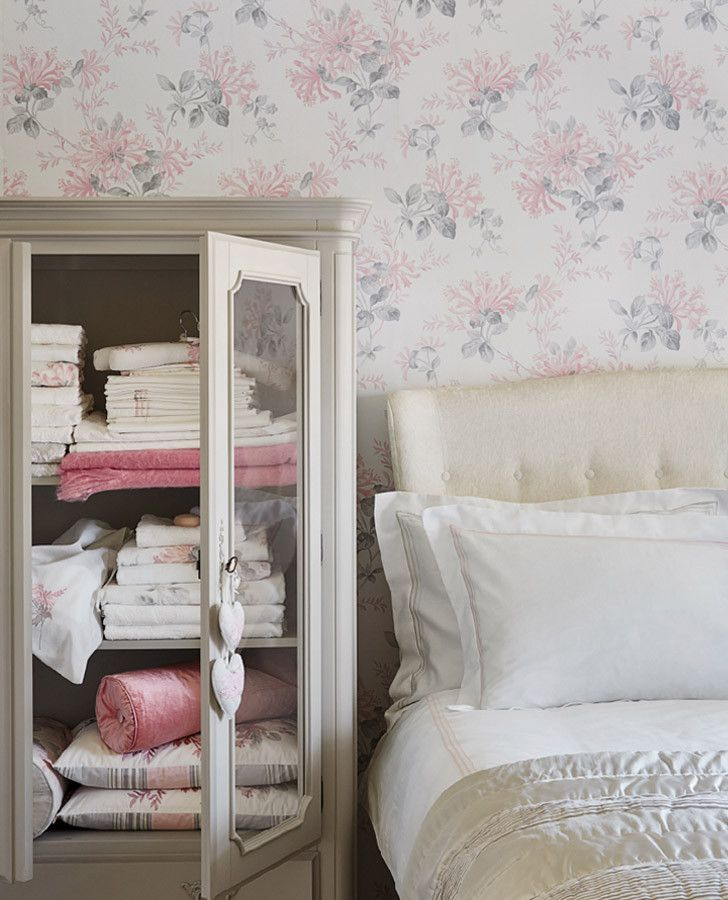 Laura Ashley Furniture Usa: Silver Serenity Home Collection