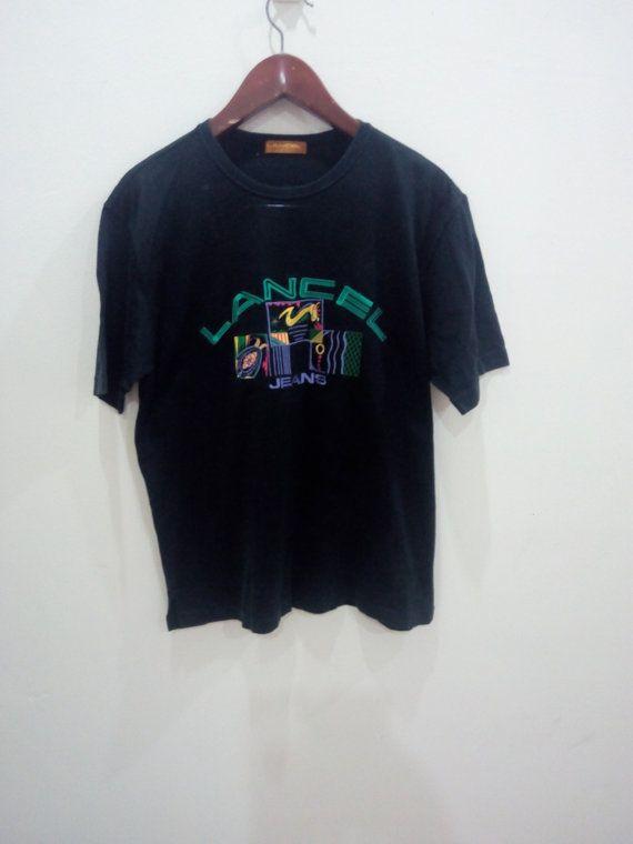 6d6bacf5 vintage Lancel Shirt Mcm by iwalyzaz on Etsy | stuff for sale | Mens ...