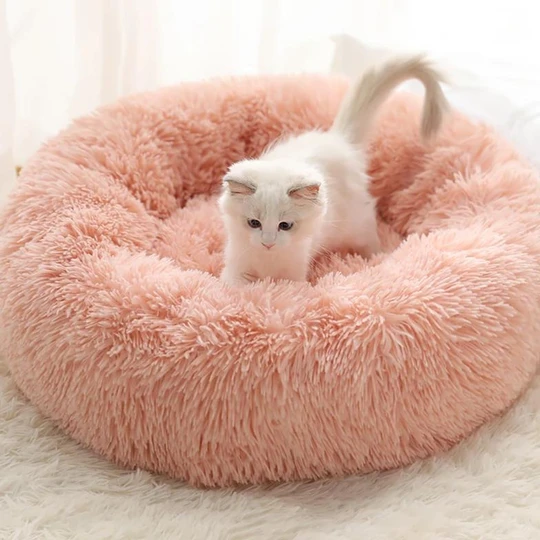 Calming Pet Bed in 2020 Pets, Dog pet beds, Pet bed