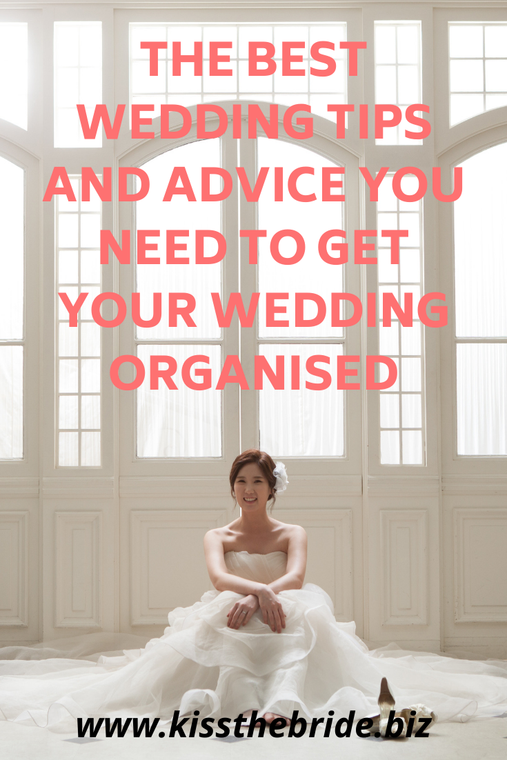 How to plan a wedding - the ultimate guide ~ KISS THE BRIDE MAGAZINE