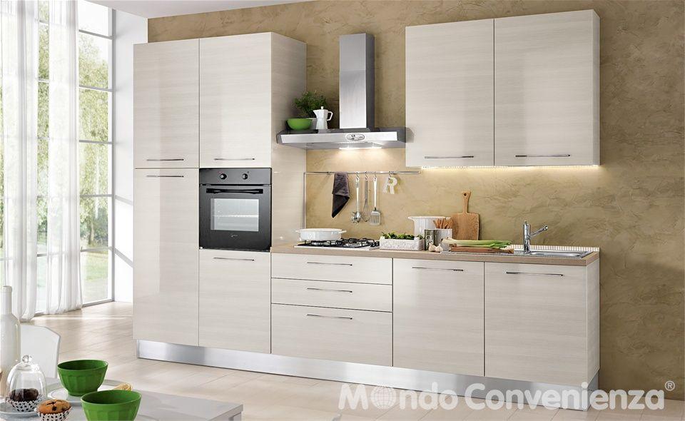 Cucina seventy mondo convenienza home pinterest cucina cucine e arredamento - Cucine componibili mondo convenienza ...