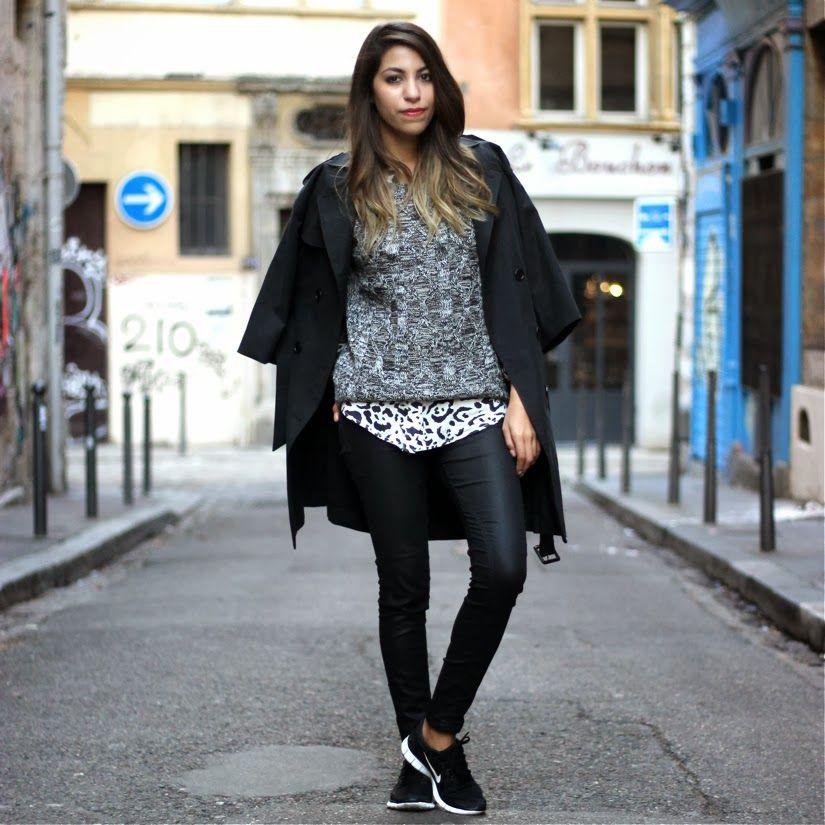 Fadela Mecheri   Blog Mode Beauté Lifestyle, Lyon  BLACK AND WHITE ... 697e3af708f