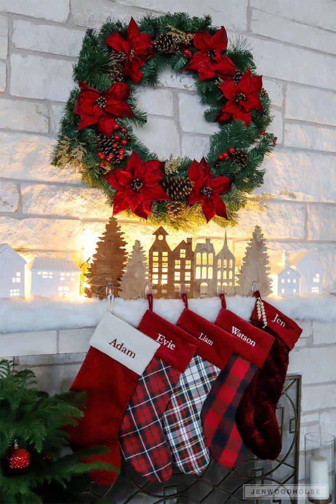 101 DIY Christmas Decorations & Decor Ideas | Diy ...