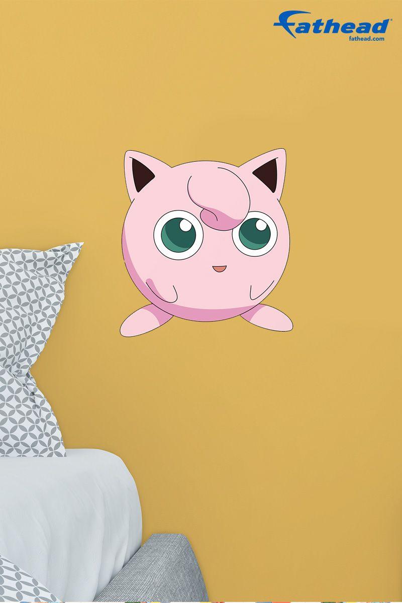 Jigglypuff - Teammate | Pokemon jigglypuff, Boy girl bedroom and ...