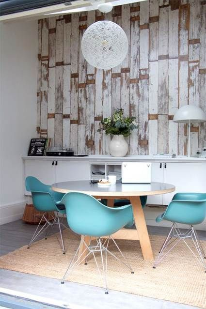 Decora tus paredes con palets de madera pallets wood walls and tiny houses - Decora tus paredes ...
