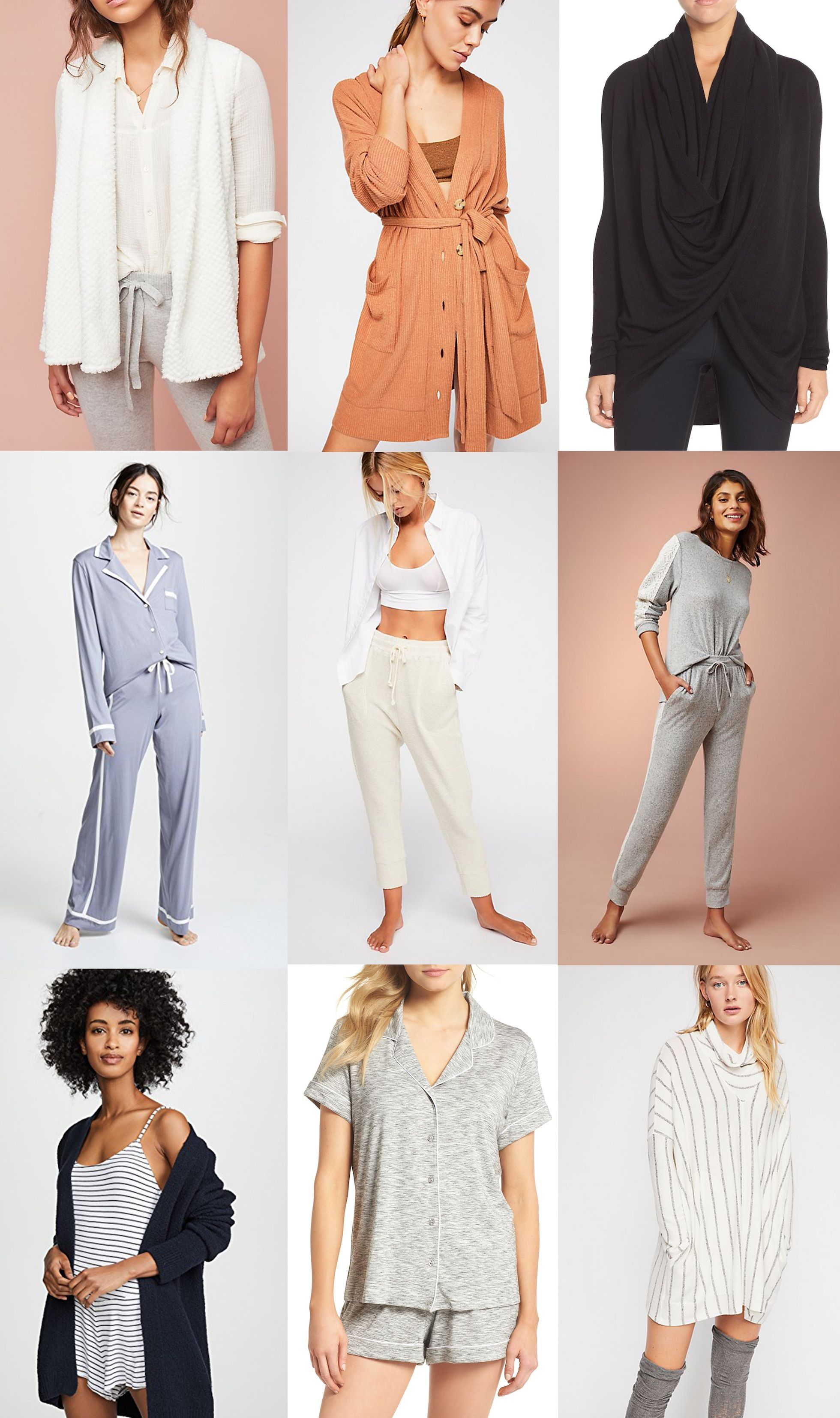 Cozy Fall Movies + Cute Loungewear Picks | Fall outfits