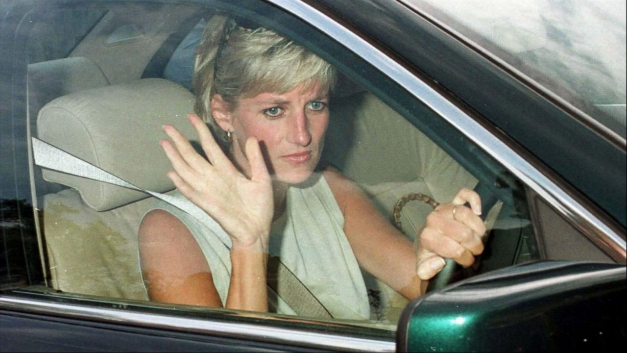 Looking back on Princess Diana's final hours Princess