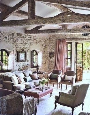 Balken und Tür | Gostilica | Pinterest | Türen, Hohen decken und ...