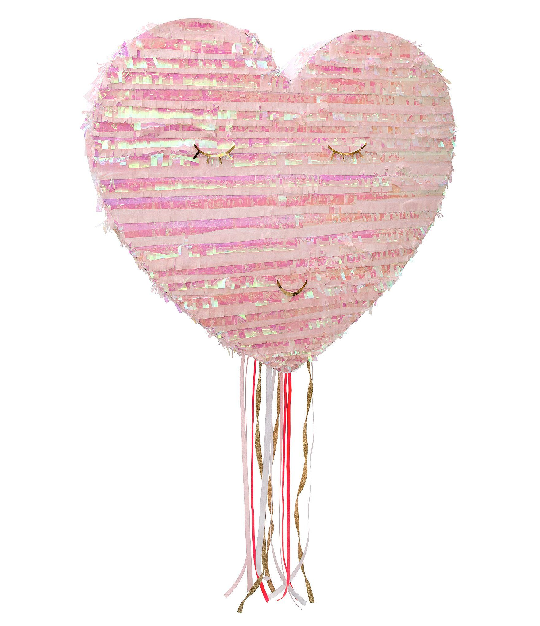 Meri Meri Heart Party Pinata - Pink