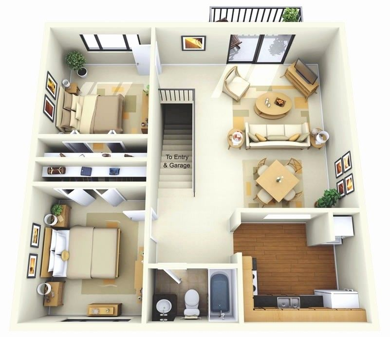 2 Story 4 Bedroom Floor Plans Awesome 4 Floor Apartment