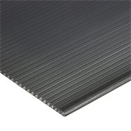 Suntuf Sunlite 8mm X 610mm X 2 4m Solar Grey Twinwall Polycarbonate Roofing Roofing Installing Ceiling Insulation Polycarbonate