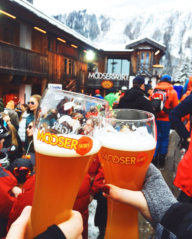 Apres In St Anton Austria In 2019 Skiing Ski Austria Ski Season
