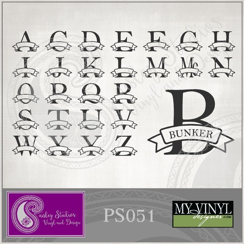 DIGITAL DOWNLOAD Alphabet vectors in AI, EPS, GSD