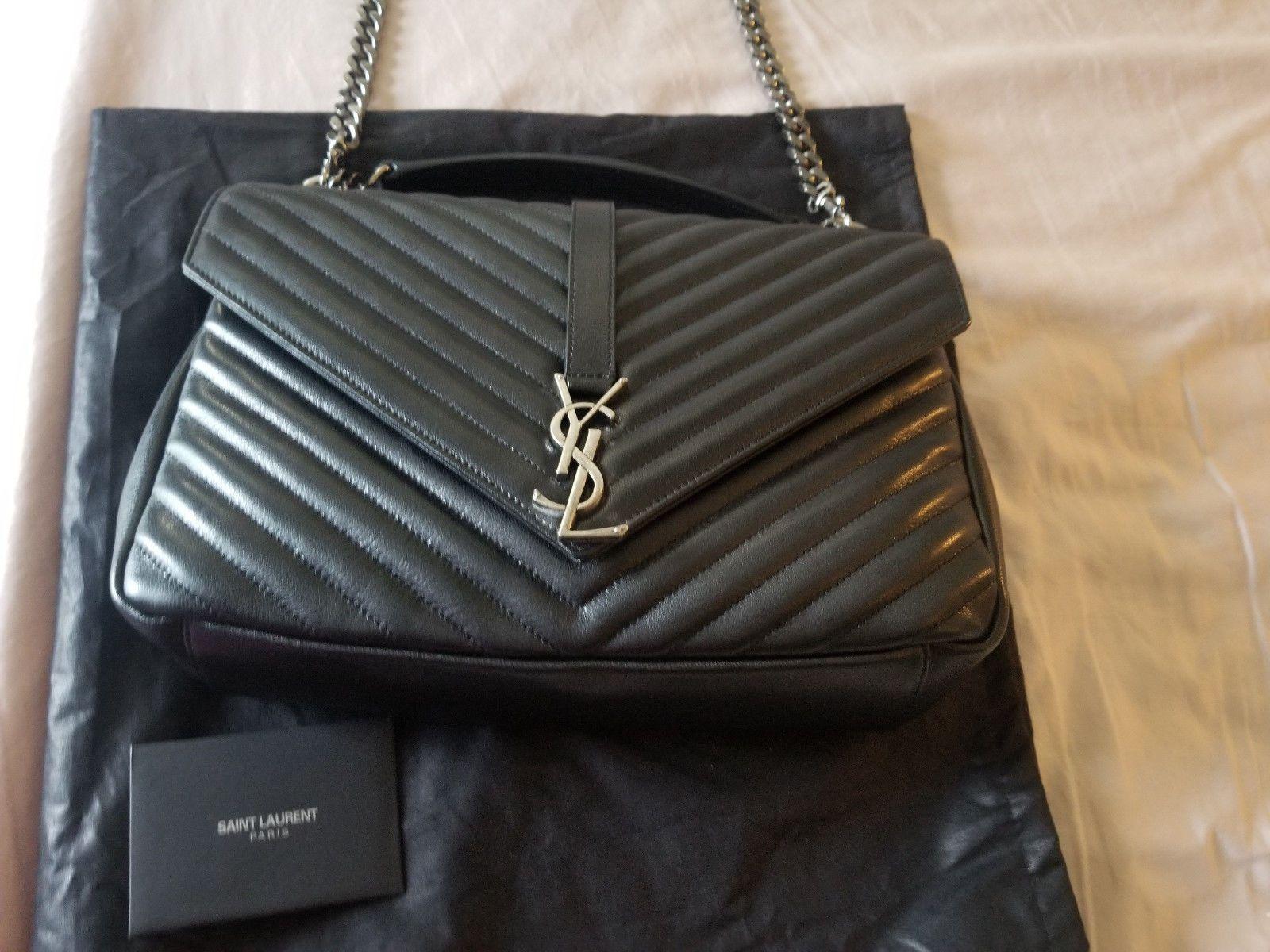 e97119b151 ysl monogramme medium college bag dark beige  39273756 beige  -  310.25 USD    Bagaholicsbags.se Bagaholics - Buy Designer Handbags