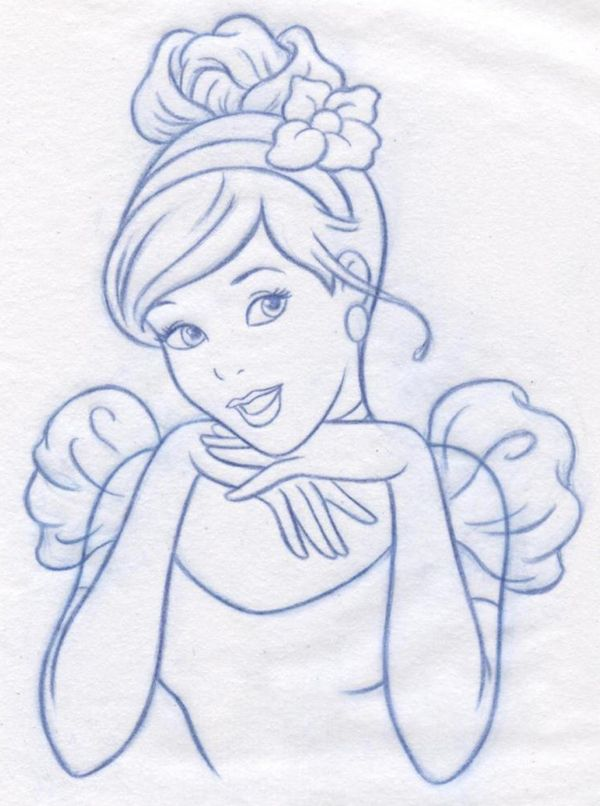 Disney Princess new redesign - Style Guide Art by Cyndy ...