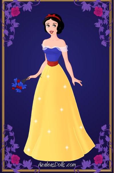 Disney Prom Snow White