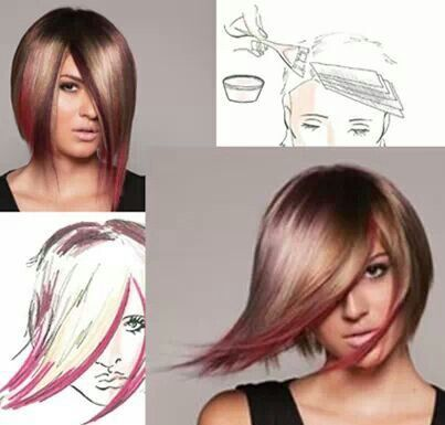 HOT NEW Hair Coloring Technique: Pinwheel Color!   Balayage