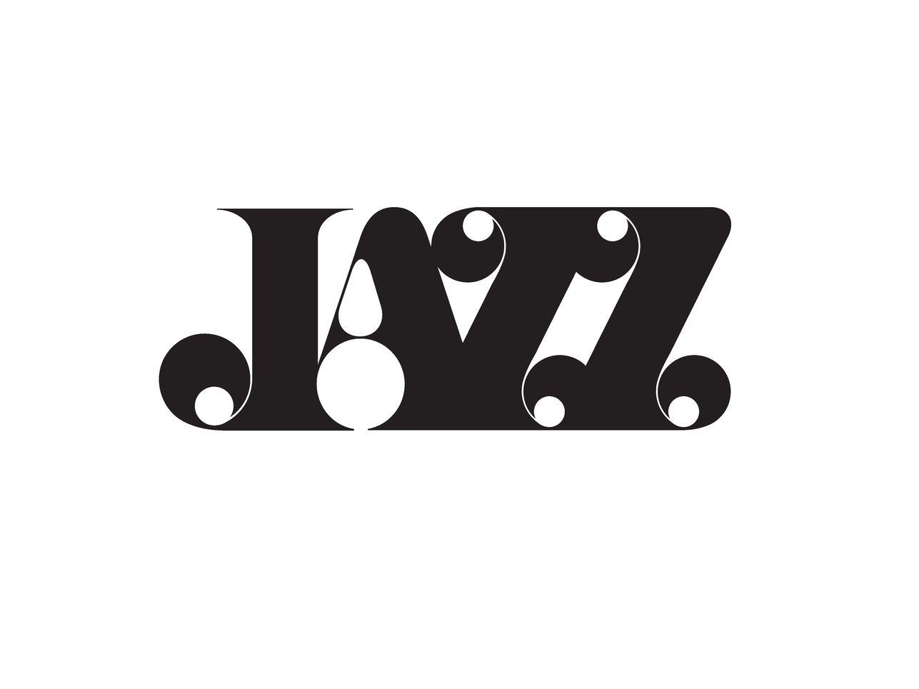 freedom jazz records by paul sych typo font oh pinterest jazz rh pinterest com jazz logos clipart jazz band logos