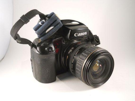Canon Eos Elan Two With Lens 28 80 Black Strap Eos Canon Eos Lens