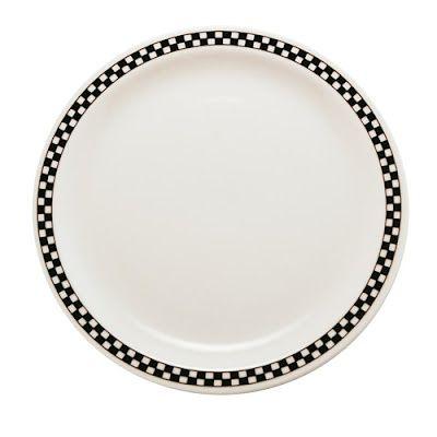black and white checkered dinnerware | checkerboard dishes  sc 1 st  Pinterest & black and white checkered dinnerware | checkerboard dishes ...