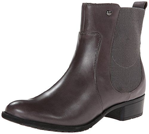 Hush Puppies Womens Lana Chamber Chelsea Boot Smoke Leather 65 W Us To View Further For This Item Vis Hush Puppies Women Chelsea Boots Online Shopping Shoes