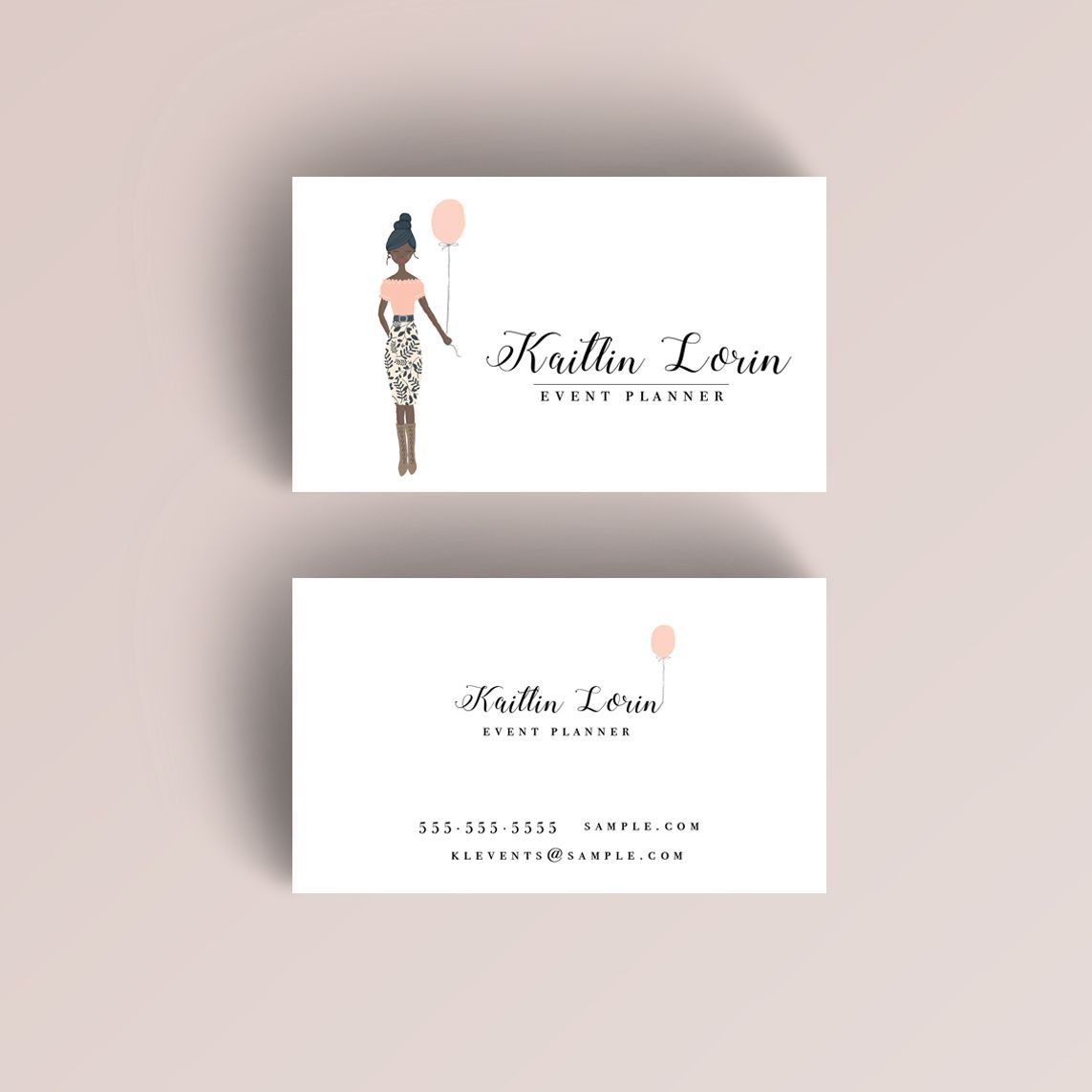 Simple And Pretty Business Card Ideas That Are Both Professional And Girly Find Your Style And Show The Pretty Business Cards Find Your Style Finding Yourself