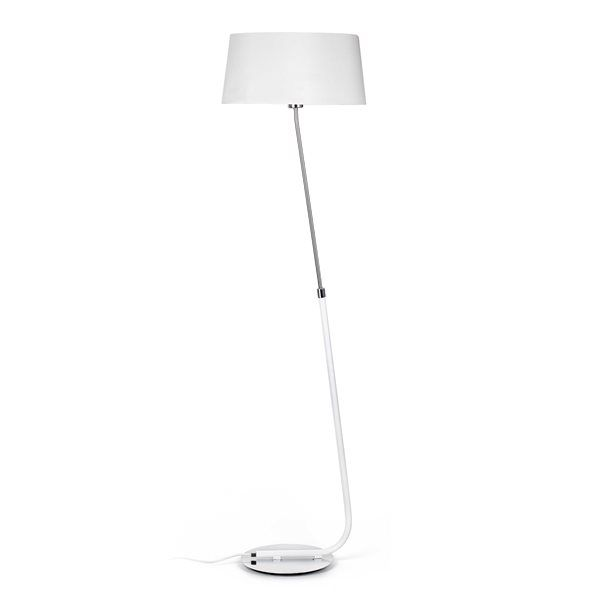 lamparas de led para casa HOTEL PIE DE SALON BLANCO 1L 29943 Faro