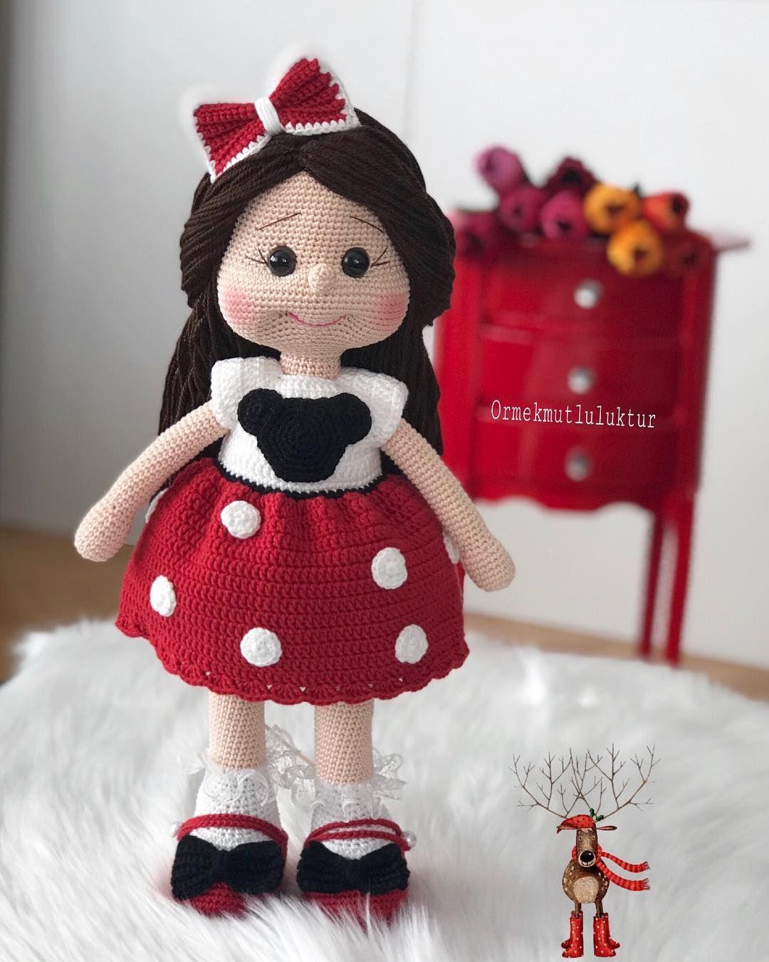 Karpuz Güzeli Bebek Amigurumi Organik Oyuncak - n11.com | 1350x1080