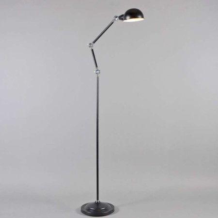 stehleuchte aspen schwarz: #innenbeleuchtung #modern #licht #lampe, Innenarchitektur ideen