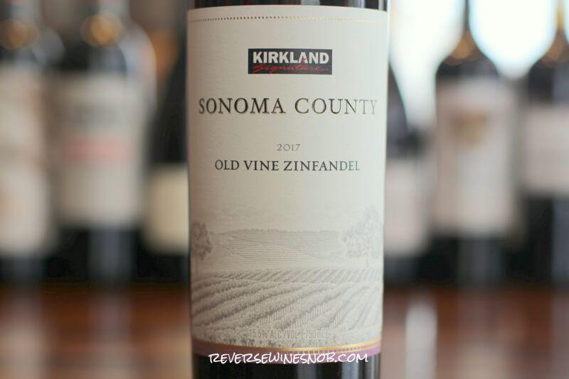 Kirkland Signature Sonoma County Old Vine Zinfandel Review In 2020