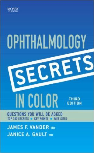 FREE MEDICAL BOOKS: Ophthalmology Secrets 3rd Ed | MEDICAL