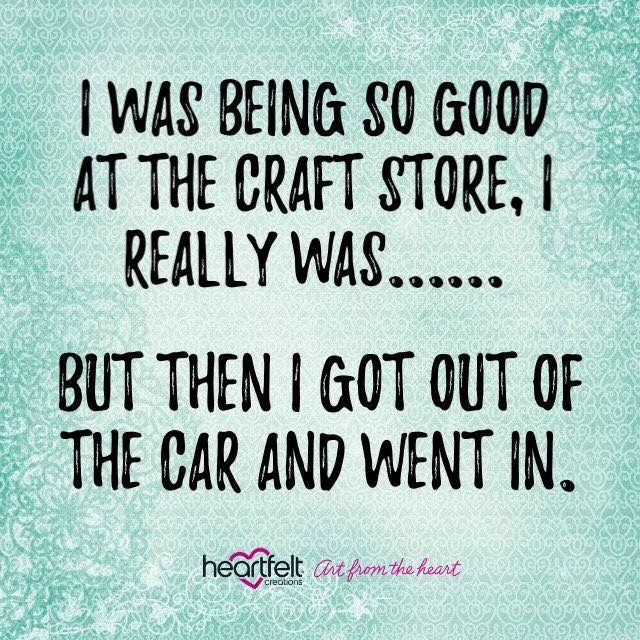 Crafting Quotes Fascinating LMAO Happens Every Time Crafting Quoteshumor Pinterest