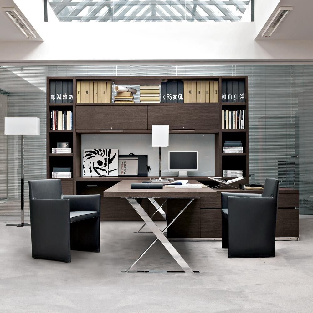 Executive Offices Ac Executive Collection B B Italia Project Design Antonio C Executive Office Design Office Furniture Modern Executive Office Furniture