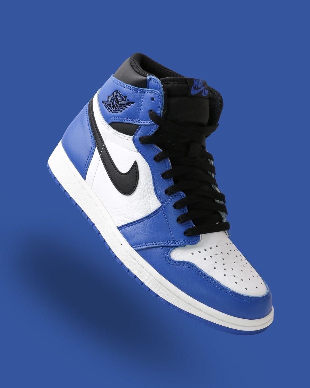 Before the Nike @jumpman23 Air Jordan 1