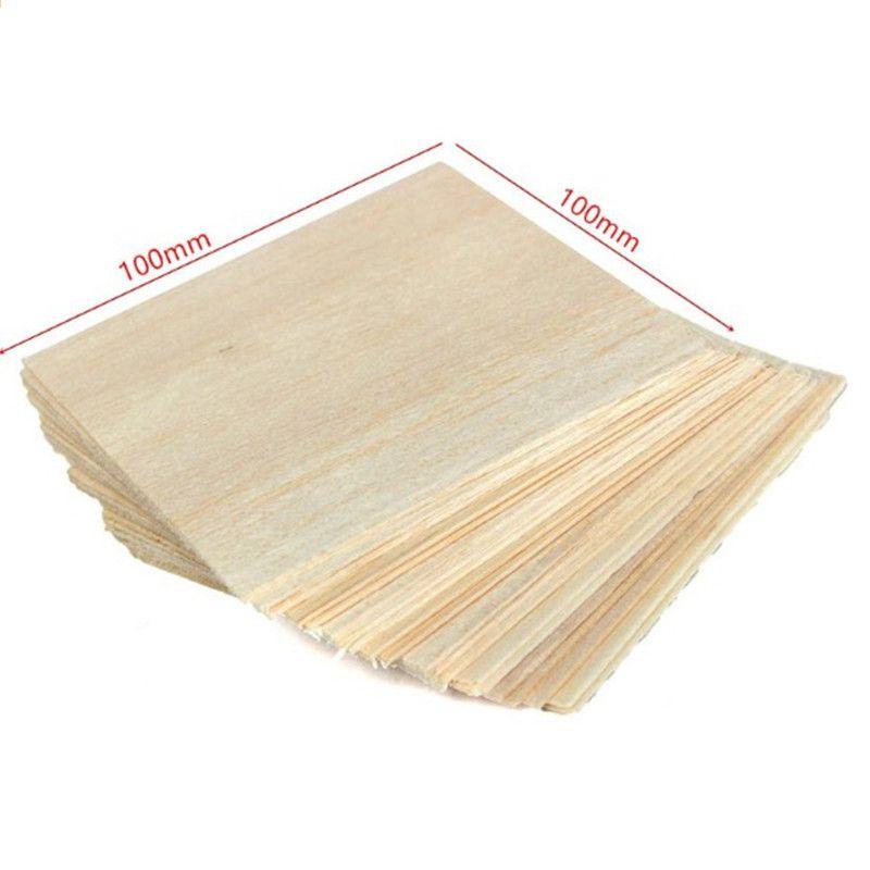 Aaa Balsa Wood Sheet Ply 20 Vellen 100 X 100 X 1mm Model Balsahout Kan Voor Militaire Modellen Etc Glad Zonder Braam Diy Modellen Braam Militair