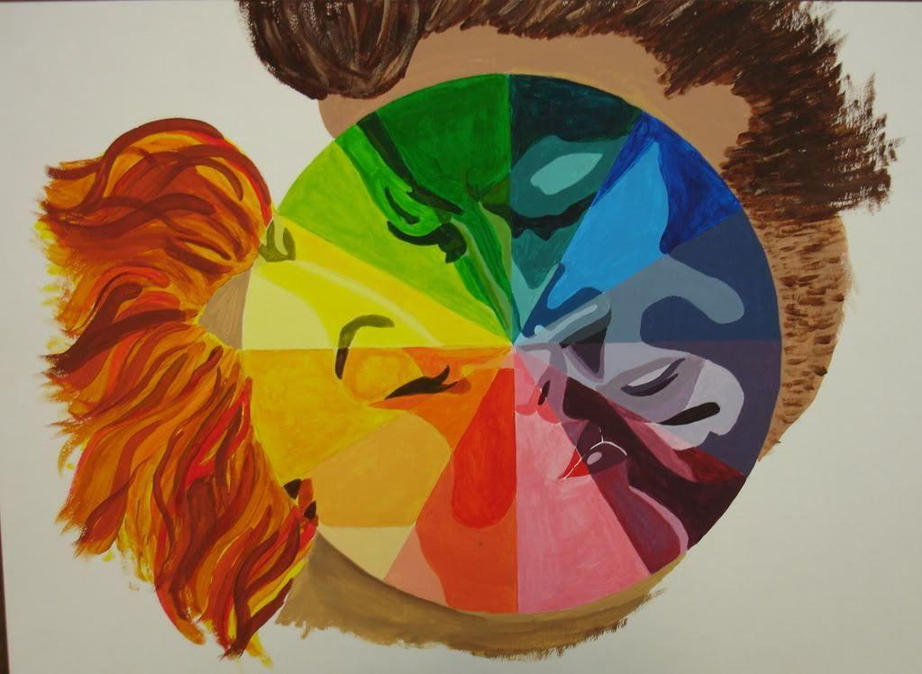 Color Wheel A Poem