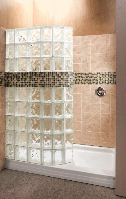 Cabina Dus Caramida Sticla.Cabina Dus Semirotunda Din Caramida Sticla Fara Usa Glass Block Shower Tub To Shower Conversion Shower Conversion