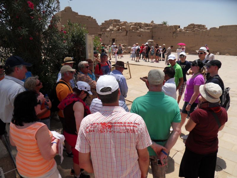 Stätten altägyptischer Kultur