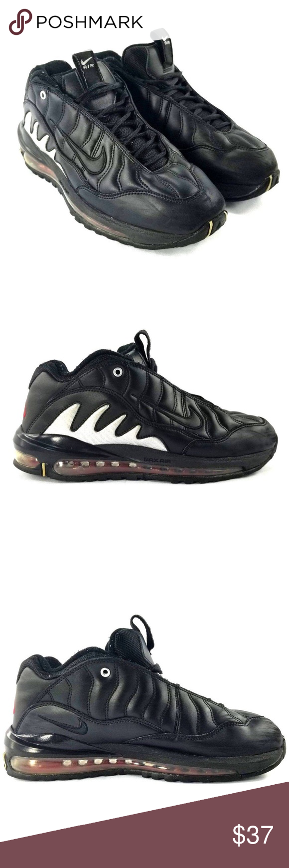 Nike Shoes Total Griffey Max 99 Black 48832-006 Nike Men s Shoes Total  Griffey Max 36501308ae