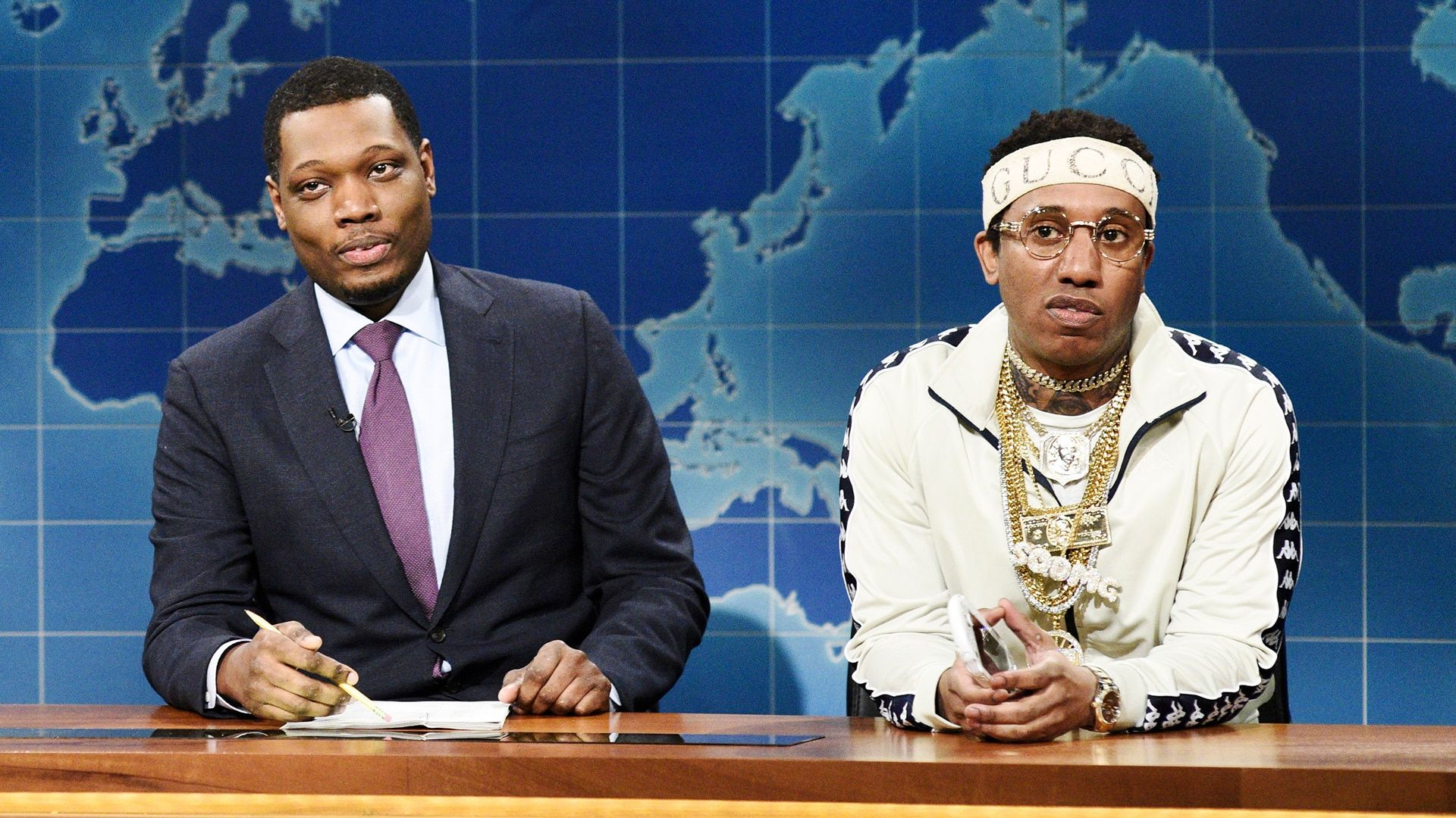 Watch Saturday Night Live Highlight Weekend Update