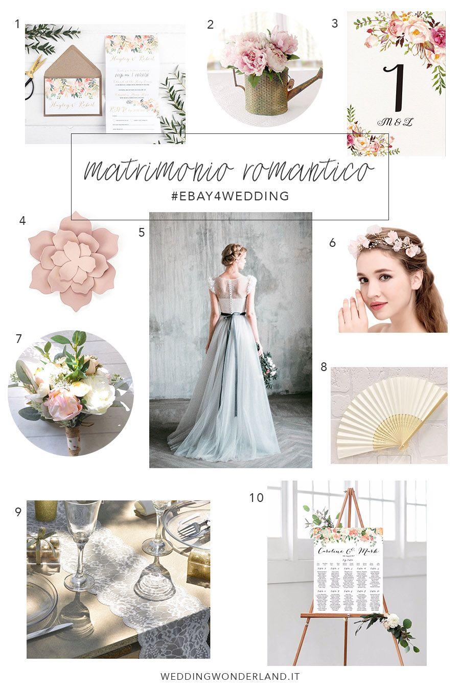 3 Stili 3 Matrimoni Ecco Come Organizzare Un Matrimonio Con Ebay Matrimonio Matrimoni Romantici Temi Di Nozze