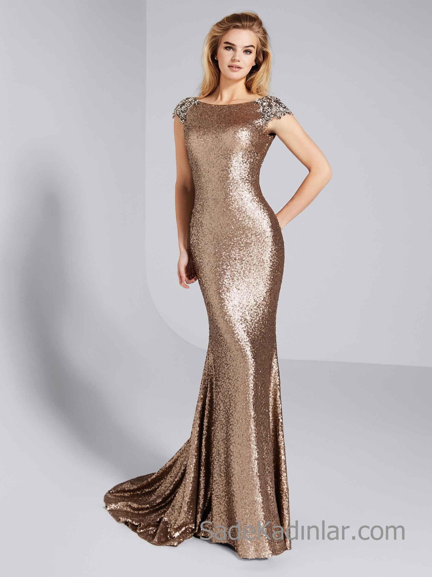 2019 Söz İçin Elbise Modelleri