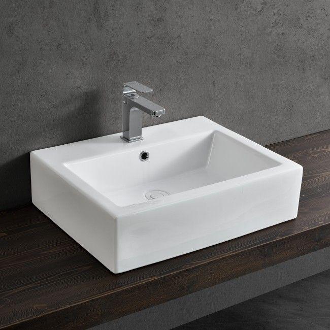 Waschbecken Eckig Premiumxl Shop Mit Bildern Waschbecken