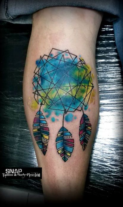 Best DreamCatcher Tattoos In The World, DreamCatcher Tattoos In The World, DreamCatcher  Tattoos Tumblr