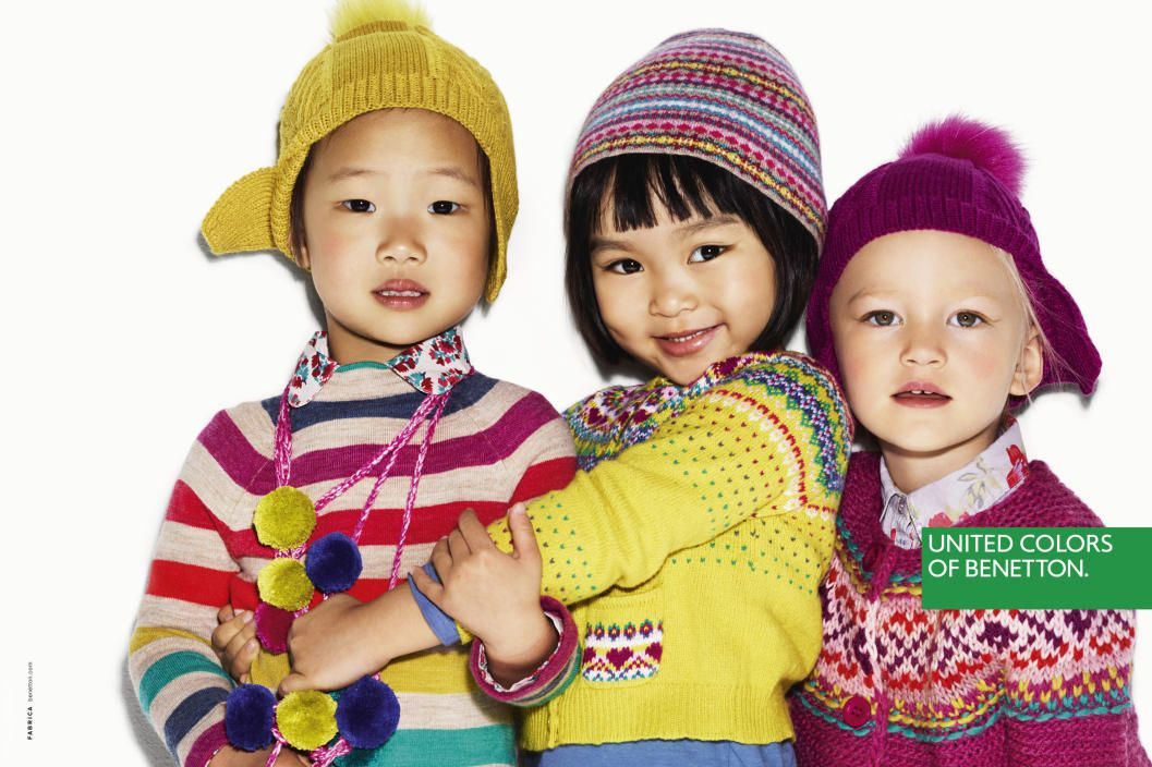 United Colors of Benetton FW12