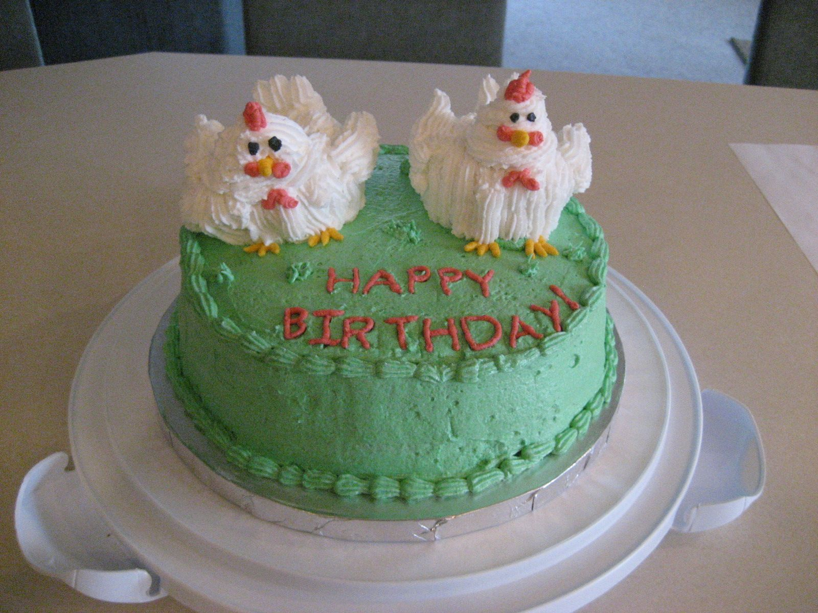 Image result for Cakes that look like chickens