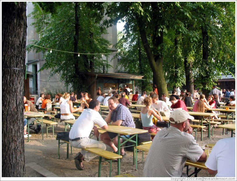 Prater Biergarten The Oldest Beer Garden In Berlin Berlin Beer Garden Photo